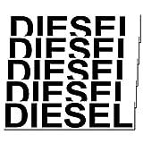 Aufkleber Sticker 20cm Diesel Kraftstoff Tank Kanister Tankstelle Zapfsäule Hinweis (5)
