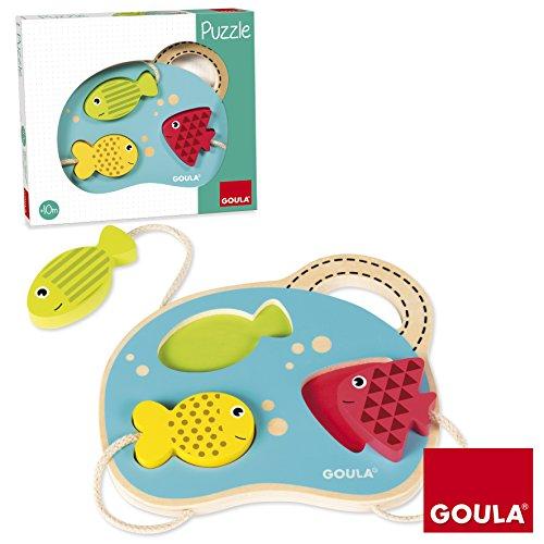 Goula - 53451 - Mon premier puzzle Mer