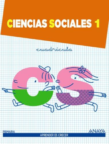 Ciencias Sociales 1. (Aprender es crecer) - 9788466790154