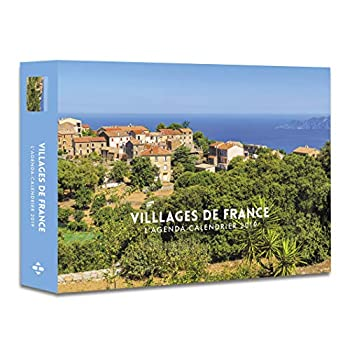 L'agenda-calendrier Villages de France 2019