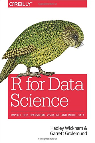 R for Data Science por Garrett Grolemund
