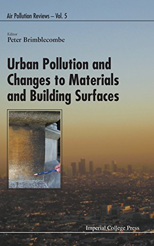Urban Pollution And Changes To Materials And Building Surfaces (Air Pollution Reviews)