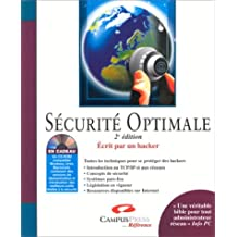 Sécurité Optimale - Seconde Edition (CD rom)