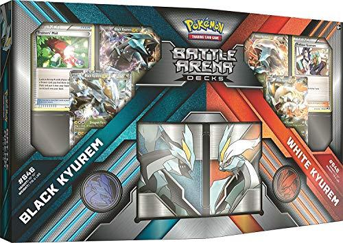 Lively Moments Pokemon Karten Battle Pack schwarzes Kyurem VS weißes Kyurem En English Sammelkarten / Trading Card Game