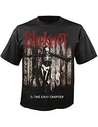 SLIPKNOT - The Gray Chapter - Tribal S - T-Shirt