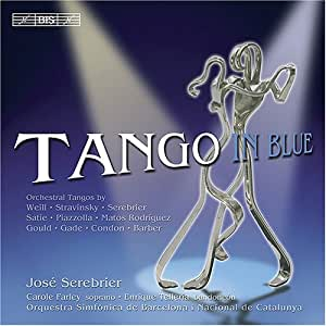Tango in Blue [Import USA]