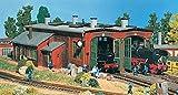 Vollmer 5752 H0 - Lokschuppen 2-ständig 305 x 195 x 90