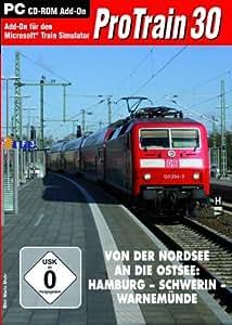 Train Simulator - ProTrain 30: Hamburg - Schwerin - Warnemünde