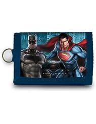 Batman Vs Superman–Cartera Velcro Batman Vs Superman–la Aurora de la justicia