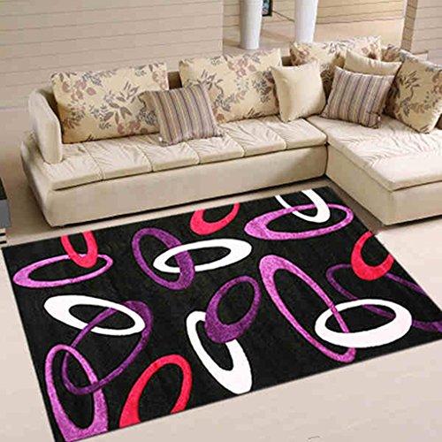 Ispessimento Cut Flowers Bed Blanket Soggiorno Cuore Anello fase di stampa 80 * 150CM ( dimensioni : 80*150CM )