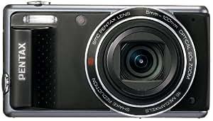 Pentax Optio VS20 Digital Camera - Black (16MP, 20x Wide Angle Optical Zoom and Dual Shutter) 3 inch LCD Screen