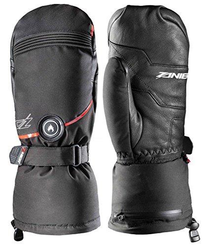 Zanier ALPINE PRO HEAT Beheizbare Handschuhe XL schwarz