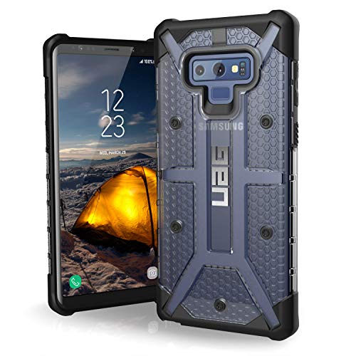 URBAN ARMOR GEAR 211053114343 UAG - Carcasa de plástico para Samsung Galaxy Note 9, Color Hielo
