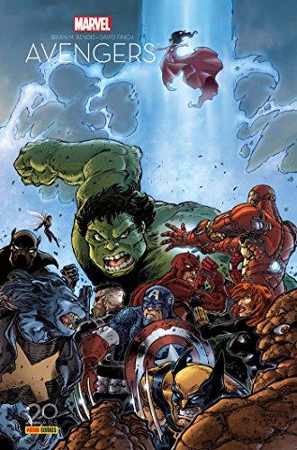 Avengers : La séparation Ed 20 ans par David Finch