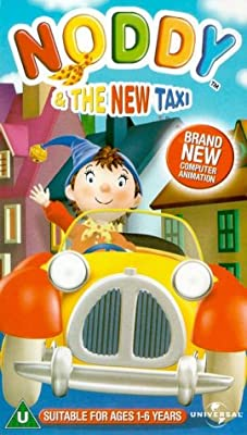Noddy: Noddy And The New Taxi [VHS] : everything £5 (or less!)