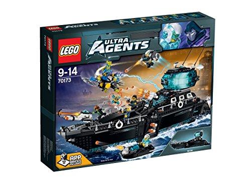 Preisvergleich Produktbild Lego 70173 - Ultra Agents Ozeanhauptquartier