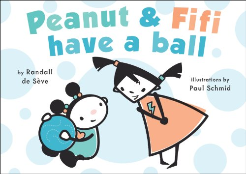 Peanut and Fifi Have A Ball (English Edition)