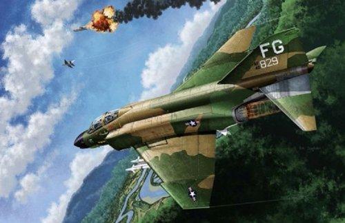 Academy AC12294 - 1/48 F-4C Phantom Vietnam War Luftfahrt