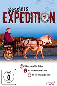 Kesslers Expedition, Vol. 3 [4 DVDs]