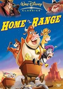 Home On The Range [DVD] [2004]