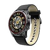 Waroomss Wristband comfort Watch, Smartwatch impermeabile cardiofrequenzimetro...