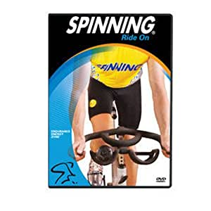 Spinning-vélo Endurance Zone d'exercice/DVD Multicolore