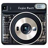instax Square SQ6 Taylor Swift Camera - Black/Gold