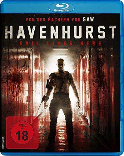 Havenhurst - Evil lives here [Blu-ray]
