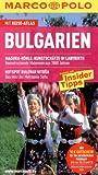 MARCO POLO Reiseführer Bulgarien - Magarditsch Hatschikjan und Galina Diran
