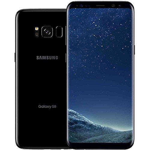 Samsung Galaxy S8 Smartphone débloqué 4G (Ecran : 5,8 pouces – 64 Go – Nano-SIM – Android) Noir
