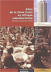 Atlas de la Zone franc en Afrique subsaharienne
