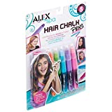 ALEX Toys Spa Hair Chalk Pens in 5 Assor...