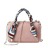 Calvinbi Taschen Damen Umhängetasche Messenger Bag Handtasche Bostontasche Beuteltasche Design...