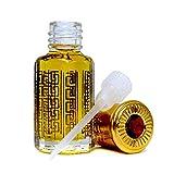 Best Sandelholz Parfümöl 3 ml Roll On Flasche ohne Alkohol Attar Premium Qualität Duft für Damen...
