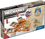 Geomag Special Edition 784 - Leonardo Multiple Cannon - Costruzioni Magnetiche - Le Macchine di Leonardo da Vinci per Bambini - Confezione da 266 Pezzi