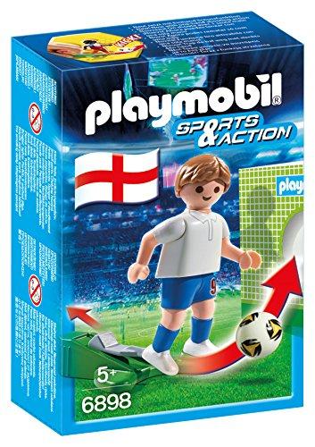 Playmobil - Futbolista Inglaterra 68980