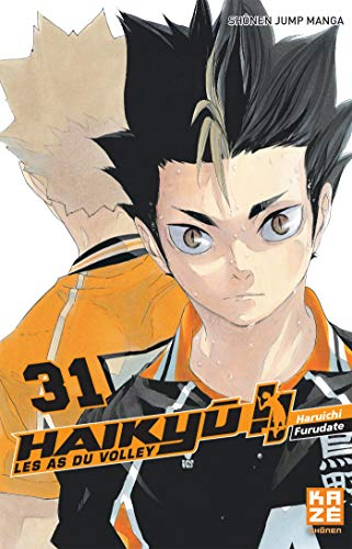 Haikyu !! - Les As du volley T31 par Furudate Haruichi