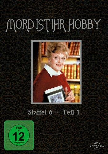 Mord ist ihr Hobby - Staffel 6.1 [3 DVDs] - Feuer-magie-cover