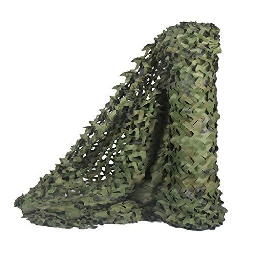 LIYIN-Schatten-Segel Oxford Cloth Military Large Camouflage Netting Sonnenschutz Netting Großrolle Triangle Cut Flower Design Verschiedene Größen und Farben für die Jagd Schießen -