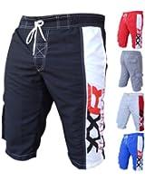 XXR Dri-Board Shorts Swim Shorts Casual Clothing Beach Summer Swim Surf Trunk Spring Pocket Micro Shorts Home Swim Sports Wear