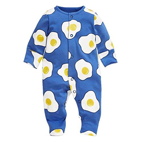 Fairy Baby Baby Jungen (0-24 Monate) Schlafstrampler (Footed Infant Baby Sleeper)