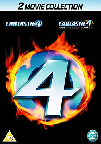 Fantastic-4-Fantastic-4-Rise-of-the-Silver-Surfer-Double-Pack-DVD-2007