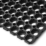 Floordirekt Gummimatte OctoDoor - 60x80cm - äußerst robust, strapazierfähig und flexibel