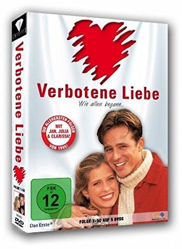 Verbotene Liebe - Wie alles begann, Vol. 1: Folge 1-50 (5 DVDs)