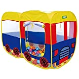 Baby Pop Up Tent House Bus Shape 54 x 37...