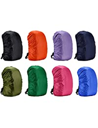 Rungao Rucksack-Cover, für Outdoor Camping Wandern, Rucksack-Plane, Regenschutz für Rucksäcke