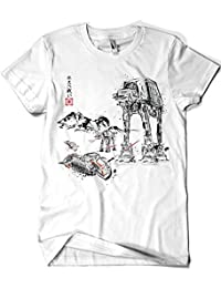 153-Camiseta Star Wars - Dark Beer - (By Fernando Sala Soler)
