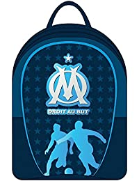 Quo Vadis Olympique Marseille Sac à Dos 25,5 x 11 x 35 cm