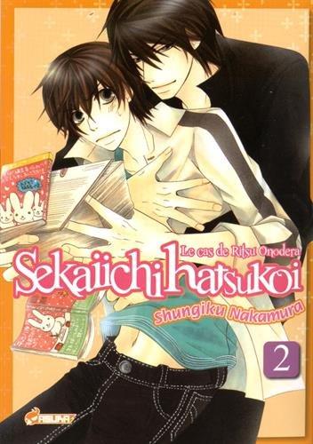 Sekaiichi Hatsukoi Vol.2 par NAKAMURA Shungiku