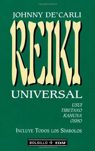 Reiki Universal por Johnny De´Carli
